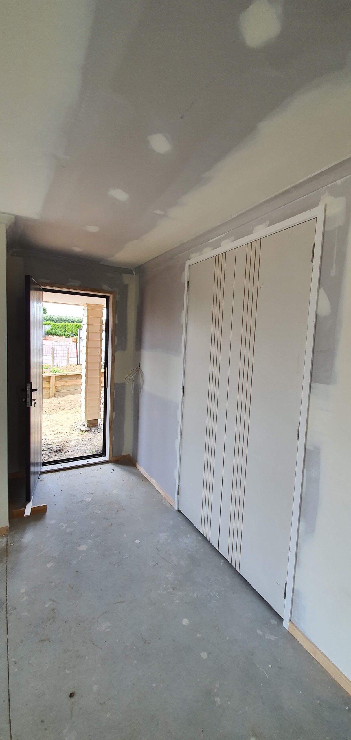 08. Skirting, architraves, doors