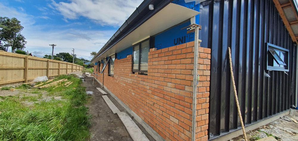 06. Exterior cladding