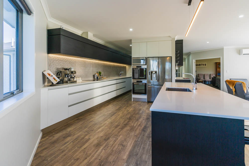 10. Kitchen and Appliance Install